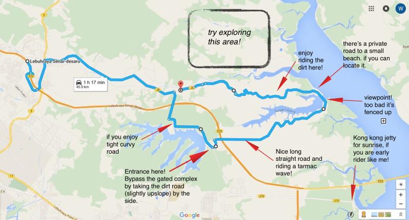breakfast_ride_rideyourstory_Map