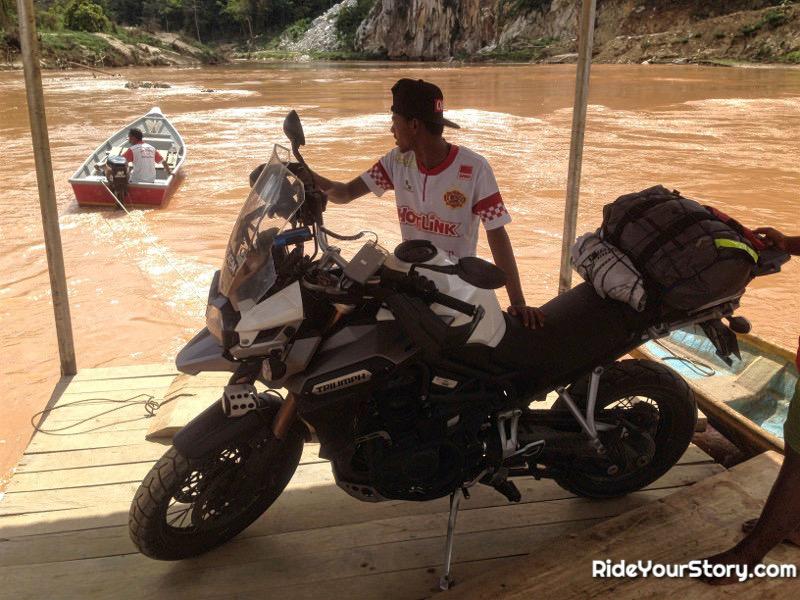 A Bridge No More . Kelantan