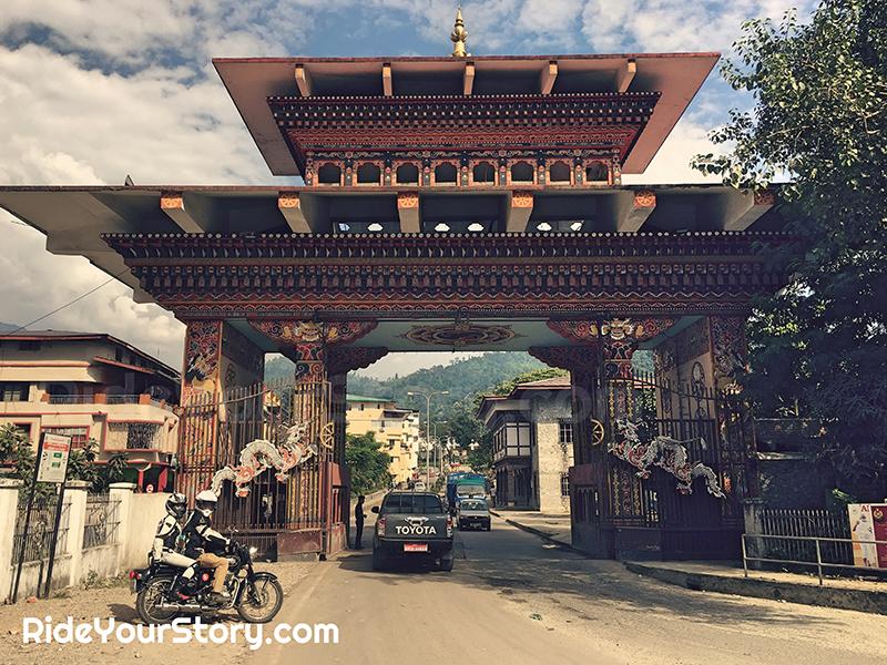 Into Druk Yul – Bhutan