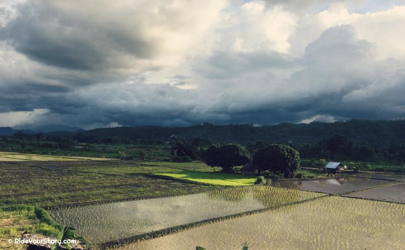 route . Chiang Mai – Mae Hong Son Loop